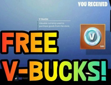 Free V Bucks Codes Ps4 No Human Verification Fortnite News