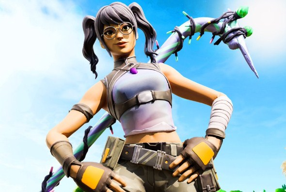 Crystal Fortnite Thumbnail Fortnite News