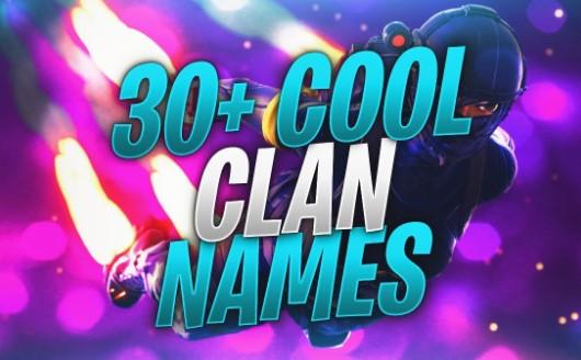 Best Sweaty Fortnite Names Good Clan Names For Fortnite That Are Not Taken Not Used Fortnite News