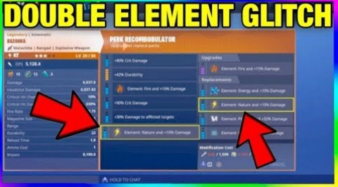 Fortnite Save The World What To Do With Schematics How To Get Double Element Guns In Save The World Fortnite News