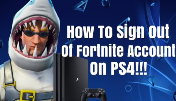 How To Log Out Of Fortnite Ps4 Fortnite News
