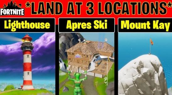 Where to Land at Apres Ski, Mount Kay, and Lighthouse ...
