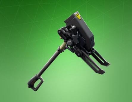 Armature Pickaxe