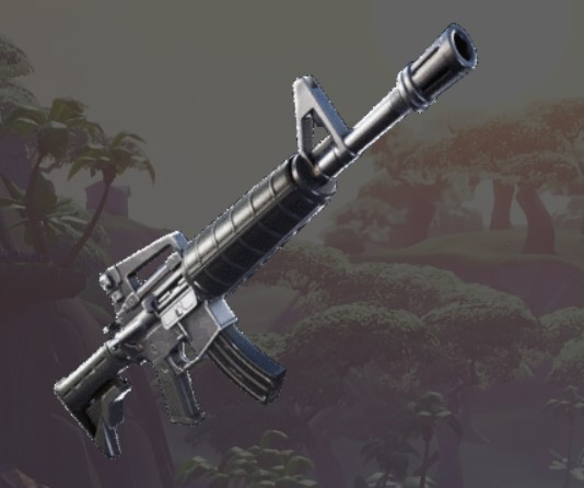 Assault Rifles (Battle Royale)
