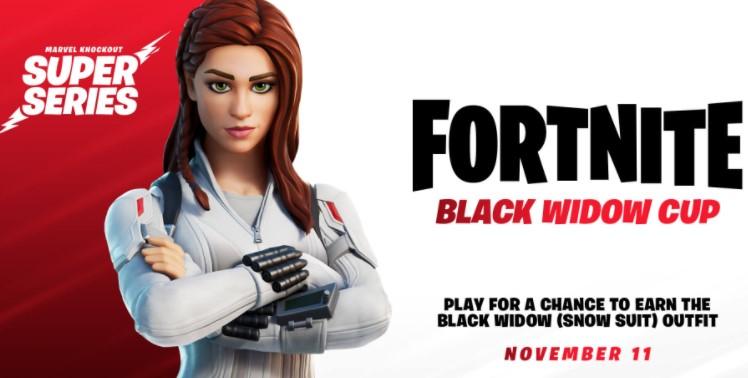 Black Widow Cup in Fortnite1