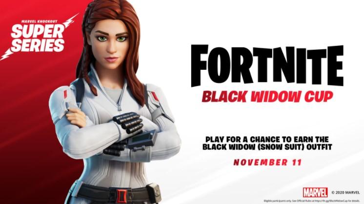 Black Widow Cup