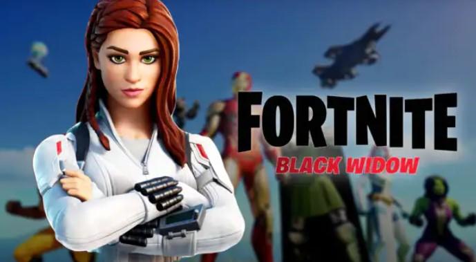 Fortnite Black Widow Skin Coming Back 2020