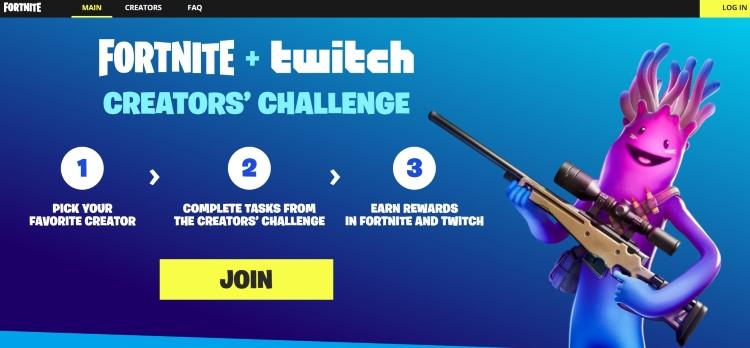 Fortnite Creator Challenge