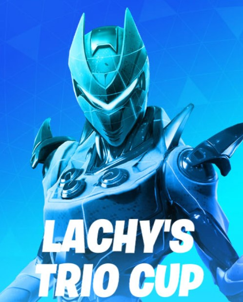 Fortnite Lachy Cup Leaderboard