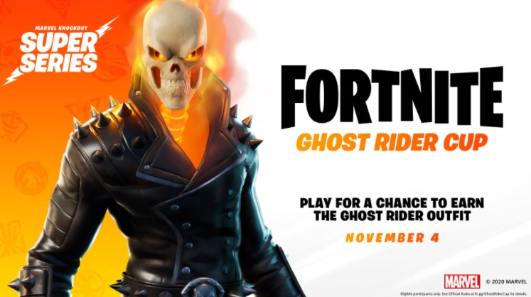 Ghost Rider Cup