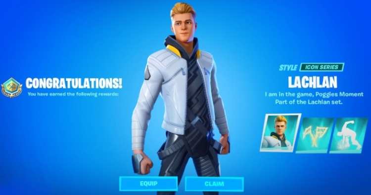 How Many Points Do You Need to Get the Lachlan Skin in Fortnite