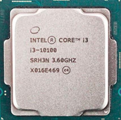 Intel® Core™ 10100TE