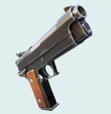 Pistol fortnite