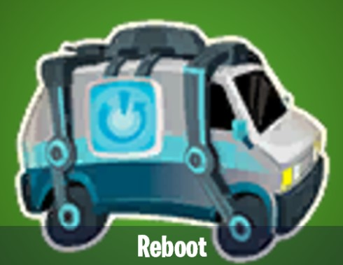 Reboot Emoticon