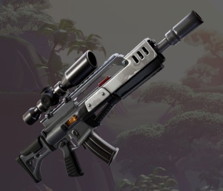 Scoped Assault Rifle