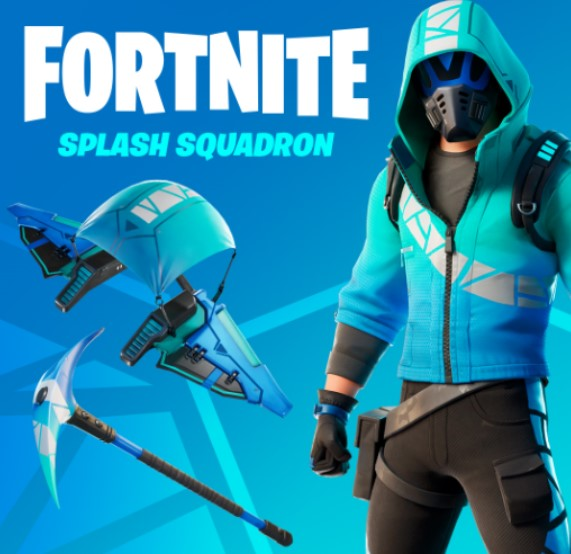 Splash Squadron' bundle