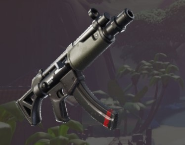 Submachine Gun1