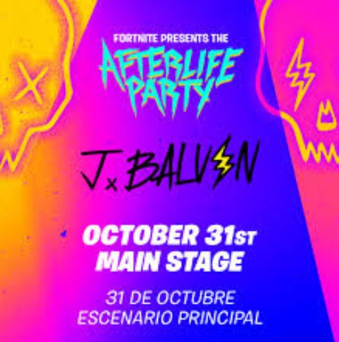 """The party would begin on the """"Fiesta Campal"""" main stage onOctober 31"""