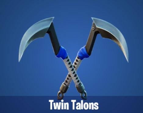 Twin Talons Harvesting Tool