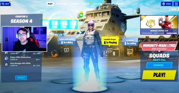 Who Won the 1 Million Fortnite Tournament