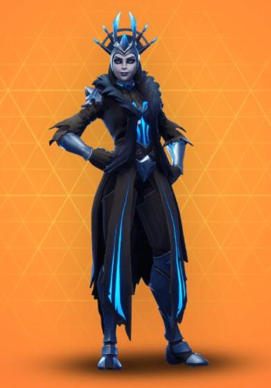 Ice Queen Fortnite Skin Overview