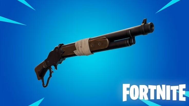 Lever Action Shotgun Fortnite Damage