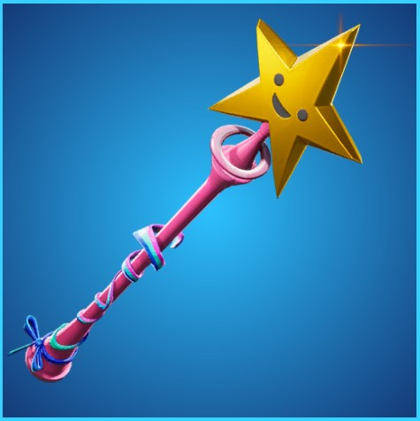 Star Wand Super Hero Skins Fortnite