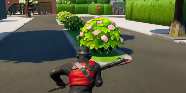 What Are Shrubs in Fortnite