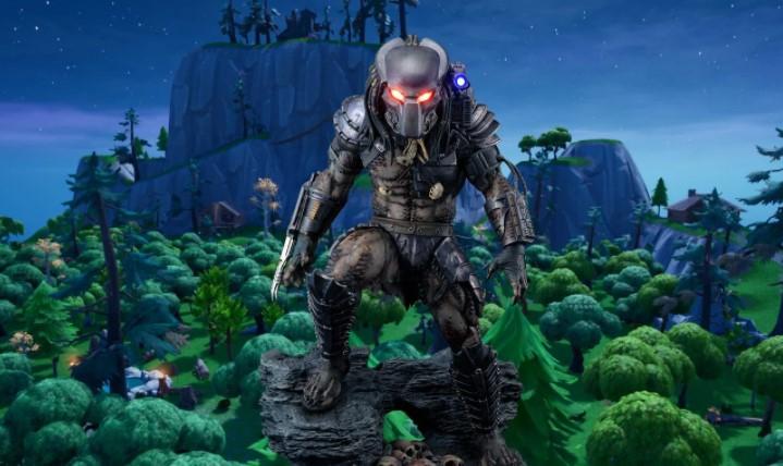 When Does Predator Come to Fortnite