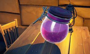 Collect Grimbles Love Potion